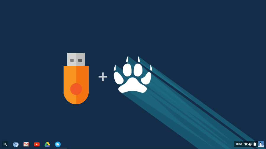 How To Make Persistence USB for Linux (CubLinux)