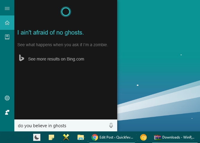 funny things to ask cortana, windows 10, questions and commands