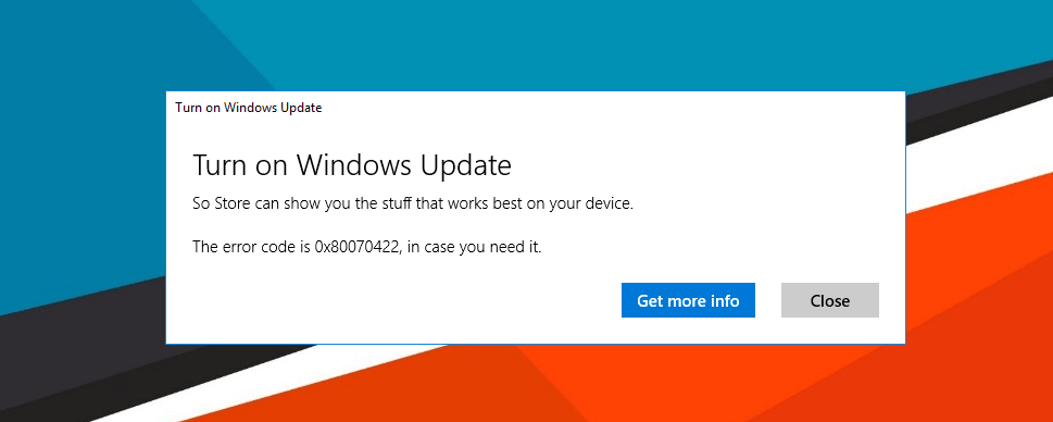 Windows store not working, windows 10, how to fix