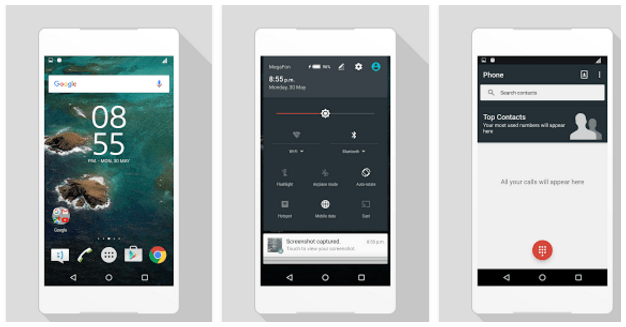 best google now launcher alternative