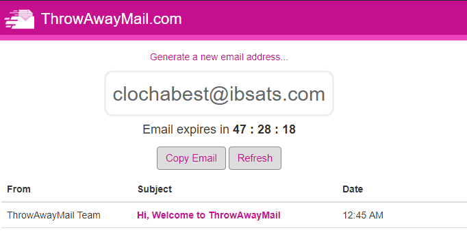Best Fake Email Generator Sites: Create Disposable Temporary Email ID 4