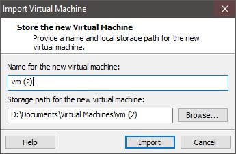 VM_Import
