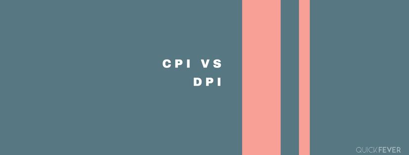 CPI vs DPI