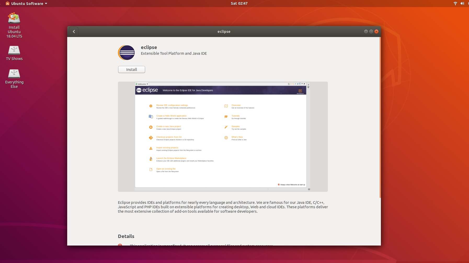 how to install build essential on ubuntu without internet