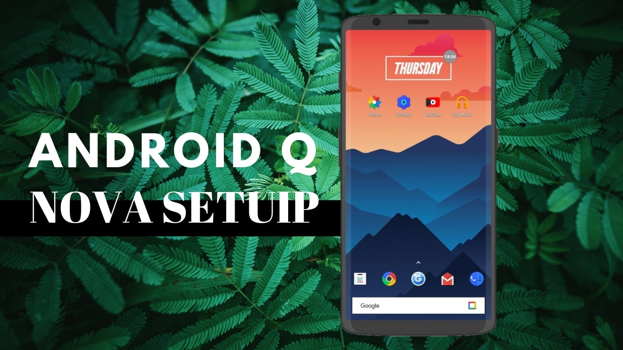 20 Best Nova Launcher Themes - Download pre-made setup