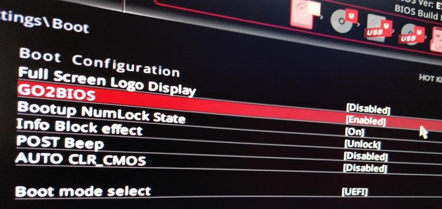MSI Go2BIOS