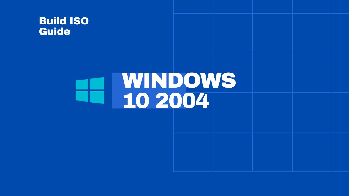 Download Windows 10 Version 2004 Iso 19041 867