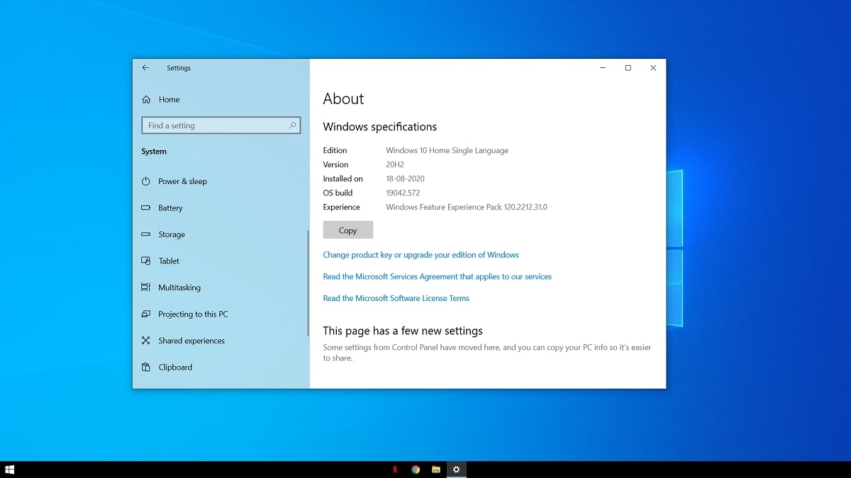 Build Windows 10 2004