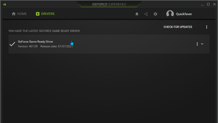 This image has an empty alt attribute; its file name is NVIDIA_GeForce_Experience_QErAulaehF.png